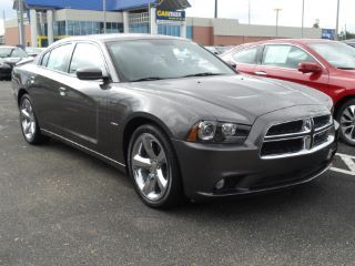 Gray2013 Dodge Charger R/T