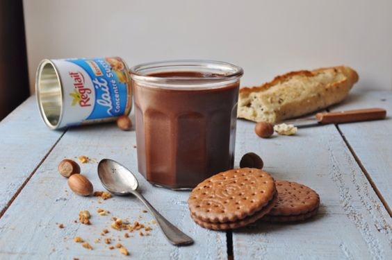 Pâte à tartiner (Le meilleur nutella maison !)