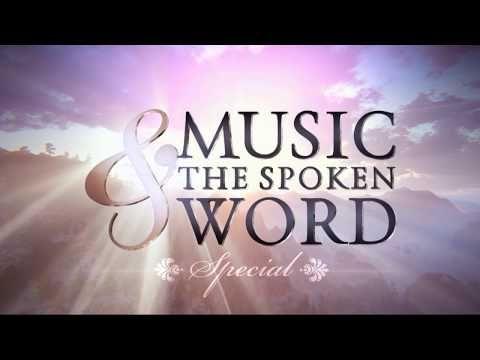 Youtube Spoken Word Words Tabernacle Choir