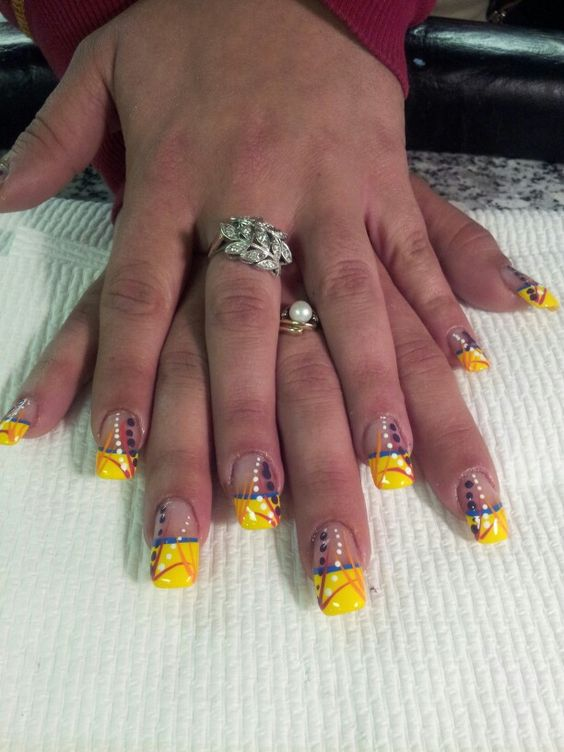 "FEBRUARY SPECIAL IS: A RELAXING, REFRESHING, SPRING IS COMING SOON ""LEMON SCRUB"" PEDICURE!!! CALL US OR TEXT US FOR AN APPOINTMENT at 540-922-6311  #roanoke  #roanokeva #roanokevalley #nailsforall #artist #acrylics #design #notd #christiansburg #nailsbyandrea #nailsbymrsl #stilettosnmore #nailaddict #nailswag #nailporn #nailsalon #nailgasm #nailstagram #nailslove #nailart #focusedradio"