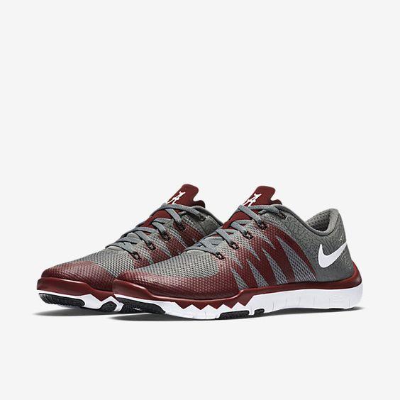 930e6cf8cf3 Nike Free Trainer 5.0 V6 AMP (Alabama) Mens Training Shoe.