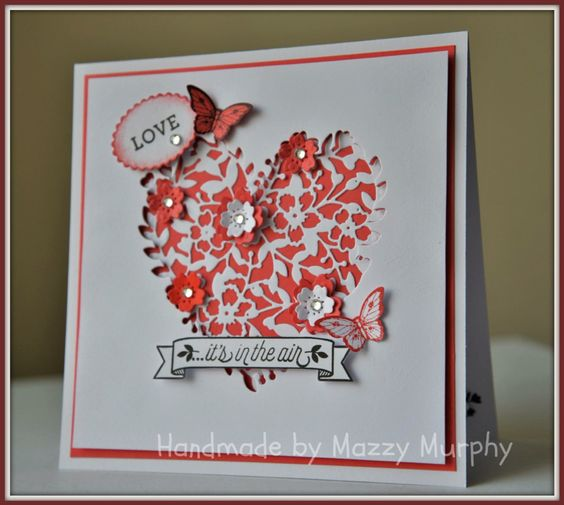 Bloomin Heart, Bloomin Love, Papillon Potpourri, New 2016, Stampin up, flowers, butterflies: