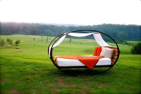 Very cool Mood Rocking Bed by ShinerInternational