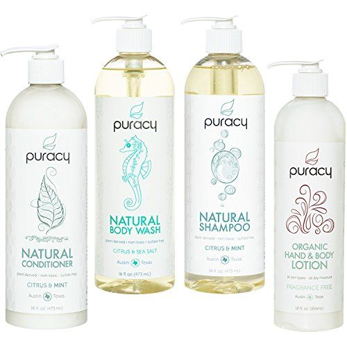 The Puracy Difference Join The 1 Million Enjoying Our Leading Plant Powered Formulas Featured Natural Body Wash Natural Shower Gel Organic Skin Care Routine