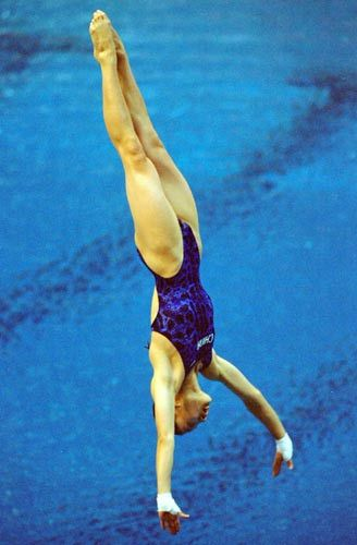 Your Quick Primer on Diving Great Greg Louganis