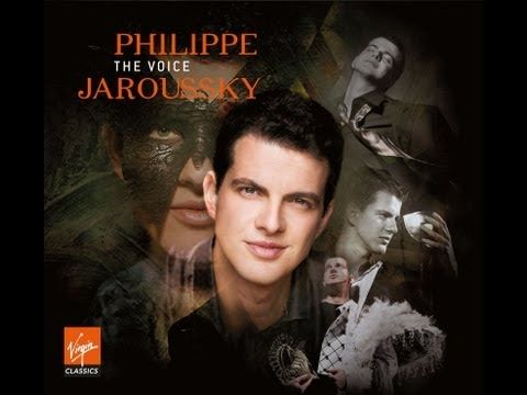 Philippe JAROUSSKY: The Voice, Best of CD, DVD & Blu ray