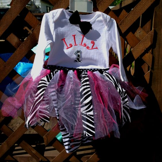 Lilliana's outfit I made. Thank you pintrest!