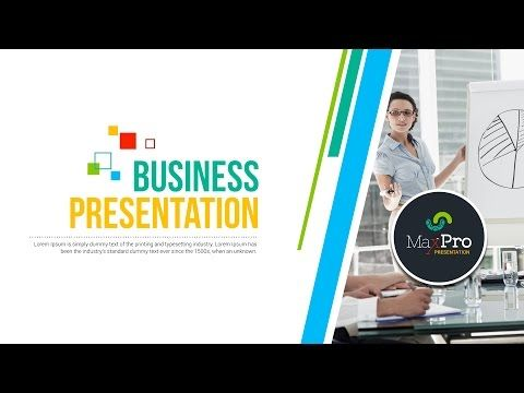 Check out new work on my @Behance portfolio  - business presentation