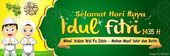 Idul Fitri Banner By Https://reybro.deviantart.com On @DeviantArt   Banner  Design Inspiration, Banner Design, Eid Card Designs