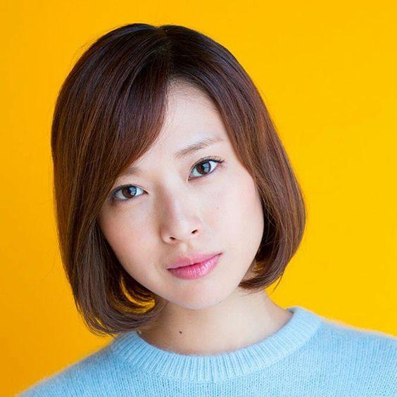 茶髪の戸田恵梨香さん