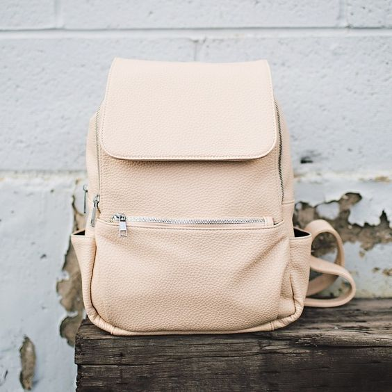 Media Backpack - by: ILY COUTURE
