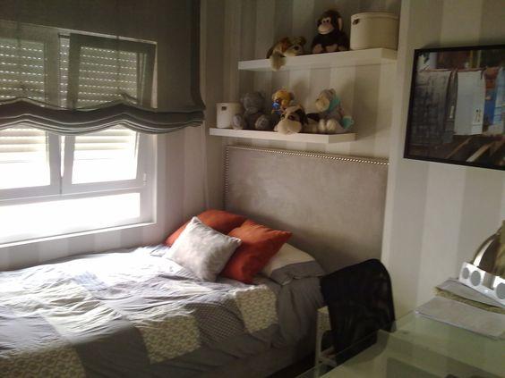 #Decoracion #Moderno #Dormitorio #Camas #Ventanas