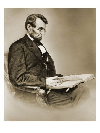 Abraham Lincoln Reading Abraham Lincoln Who S Reading