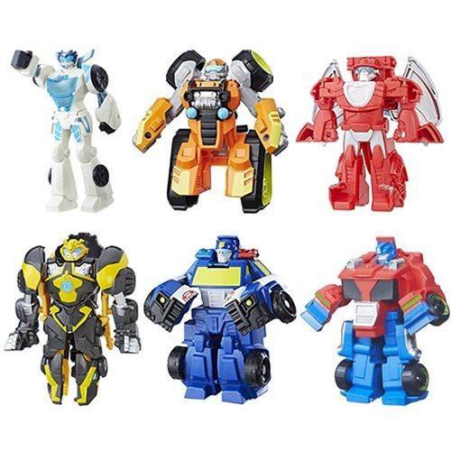 Transformers Rescue Bots Rescan Figurine PLAYSKOOL HÉROS HASBRO Jouet