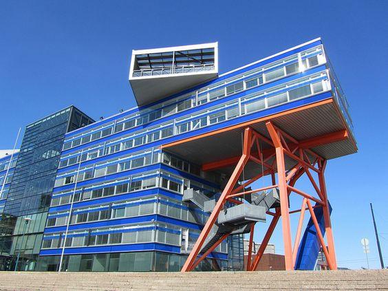HTC Ruoholahti, Helsinki by Aarni Heiskanen, via Flickr