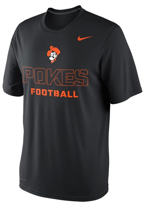 Oklahoma State Cowboys Nike T-Shirt - Mens Black Practice Weight Room DriFit T-Shirt http://www.rallyhouse.com/shop/oklahoma-state-cowboys-nike-oklahoma-state-cowboys-nike-tshirt-mens-black-practice-weight-room-drifit-tshirt-12518455?utm_source=pinterest&utm_medium=social&utm_campaign=Pinterest-OSUCowboys $28.00