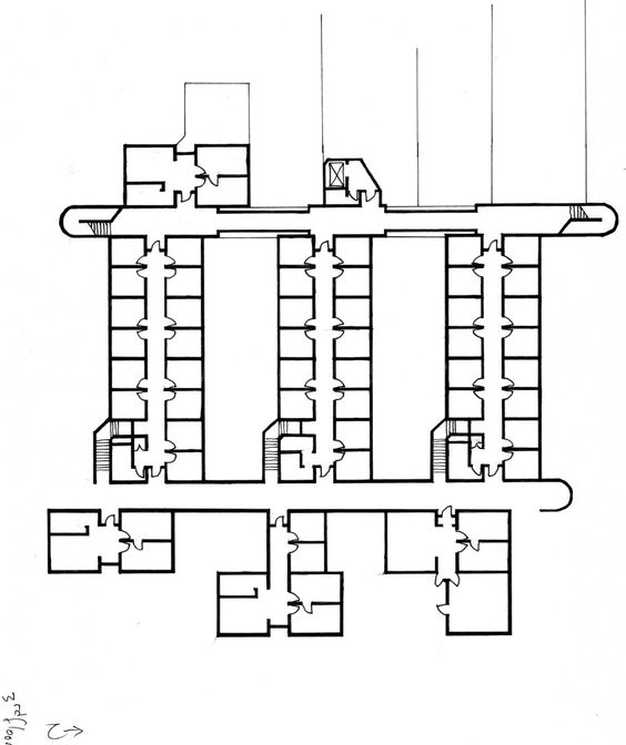 Hand drawings, Building and Floor plans on Pinterest - ^