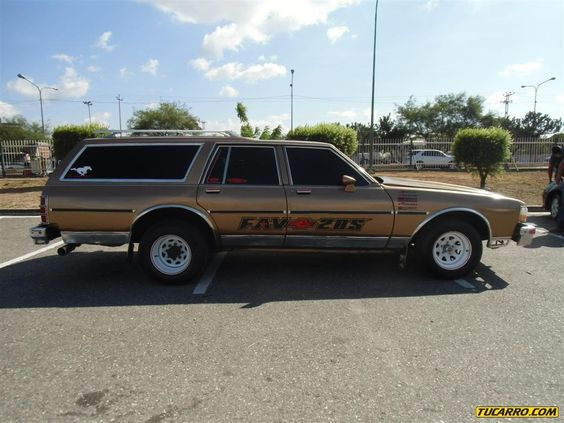 Chevrolet Caprice Classic Station Wagon