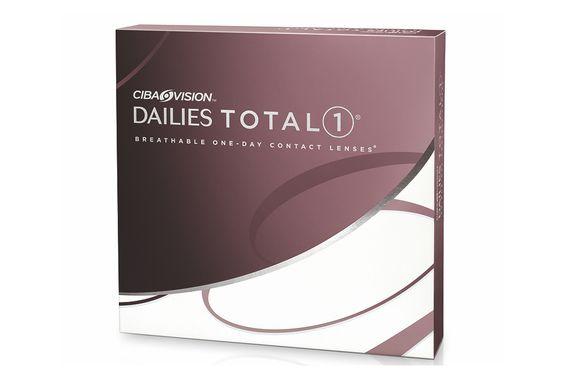 Die Dailies Total1 sindTageslinsen der Premiumklasse. Sie verbindenmaximale Sauerstoffdurchlässigkeitmit einemunschlagbaren hohen Wassergehalt. Ein ultimativ angenehmes Tragegefühlbis zum Ende des Tages.