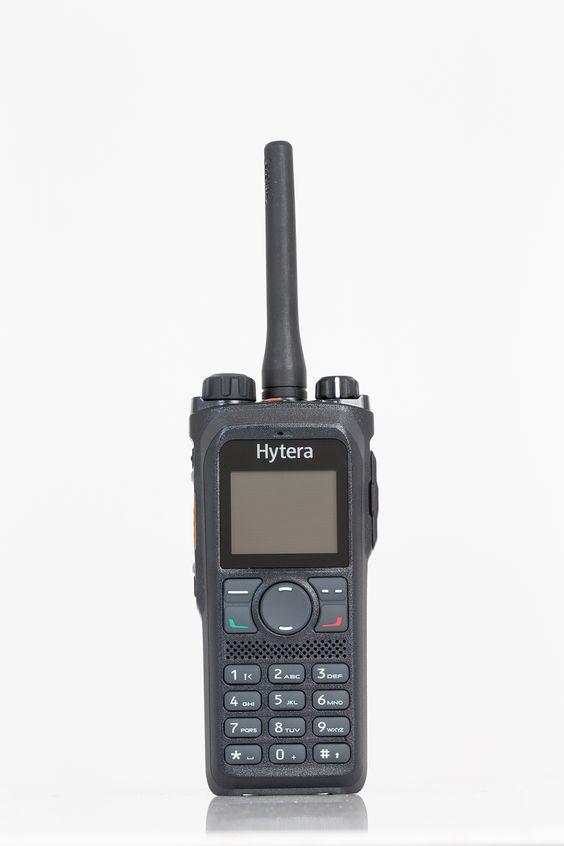 Hytera annonce le lancement du PD985, nouveau portatif radio numérique DMR #Entreprise_Industrie