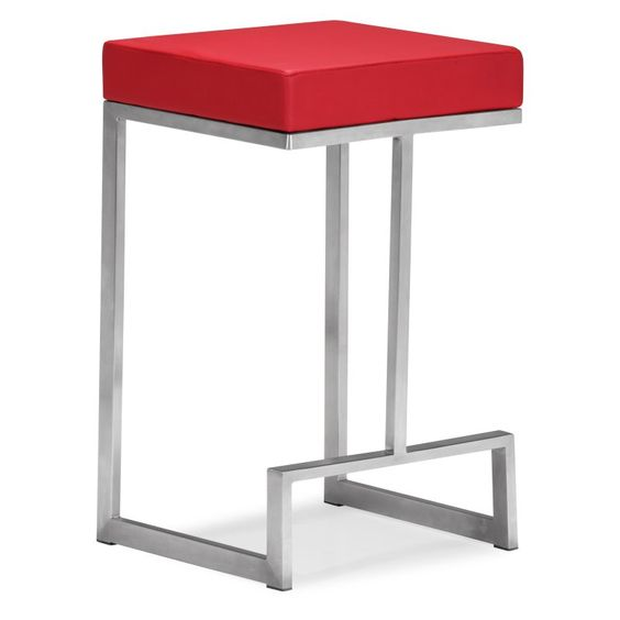Zuo Modern Darwen Counter Stool - Set of 2