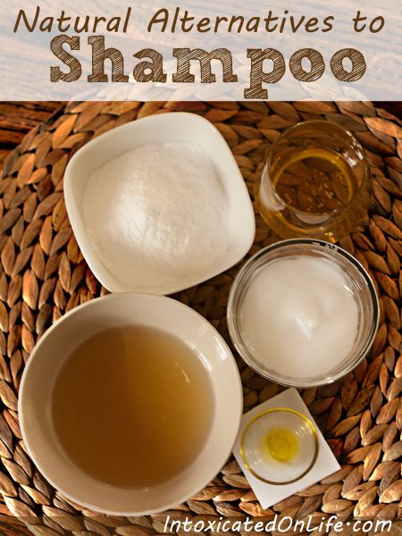 Shampoos natural hair and alternative to on pinterest - Alternative uses of hairspray ...