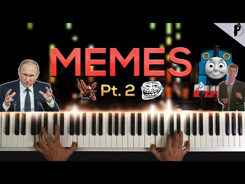 Meme Songs On Piano Pt 2 Youtube In 2020 Songs Memes Piano