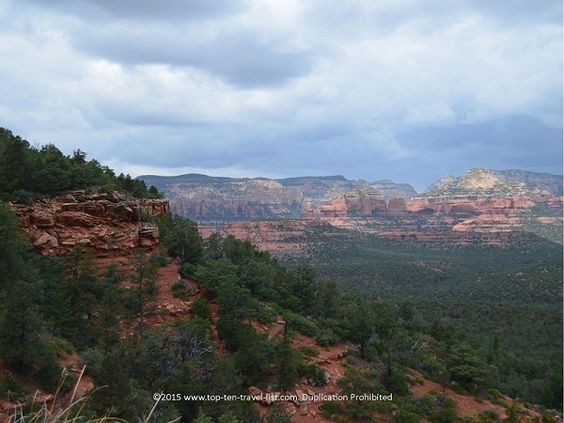 Incredible views on Sedona's Devil's Bridge hike #Arizona #hiking