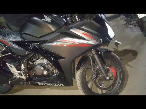 All New Honda Cbr150r Spec Mileage Top Speed Price In India Bd