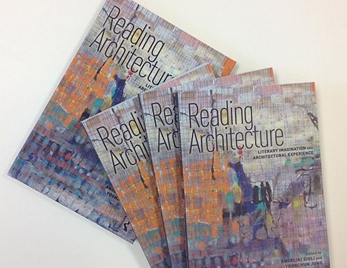Architecture Meets Literature Lsu Professor Co Edits Landscape Architecture Book Architecture Books Landscape Architect Landscape Architecture