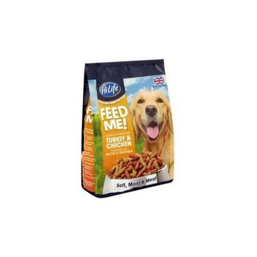 Details About 6 X Hilife Moist Menus Complete Dog Food With