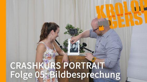 [K&G] CRASHKURS PORTRAIT // FOLGE 05-1 // Bildbesprechung