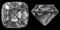 El Regente es un célebre diamante que forma parte de la colección de joyas de la Corona de Francia expuesta en el museo del Louvre.