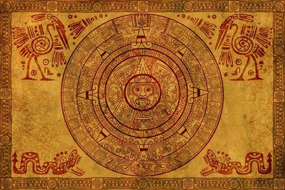 #Mayan #Calendar Similar to Ancient #Chinese: Early Contact?