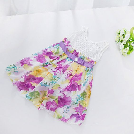 Description: Item Material:Chiffon  Item Condition:100% Brand New Without Tags  Item Color: As Picture  Item Size:M,L,XL,XXL  Features: For Age:0-2