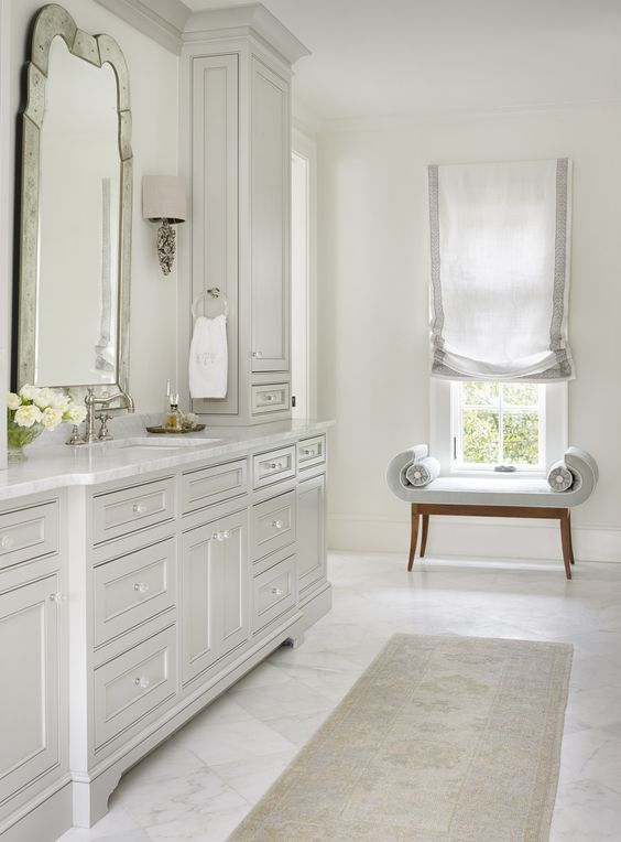 gray bathrooms master bath and vanities on pinterest