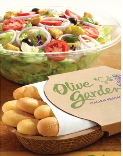 Gotta Love The Salad And Bread Sticks From Olive Garden My Fav Foods Pinterest Gardens