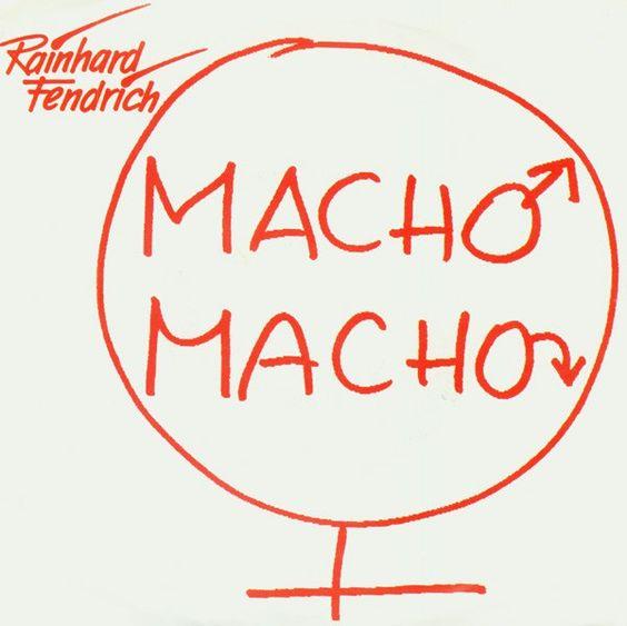 Rainhard Fendrich - Macho Macho (1988)