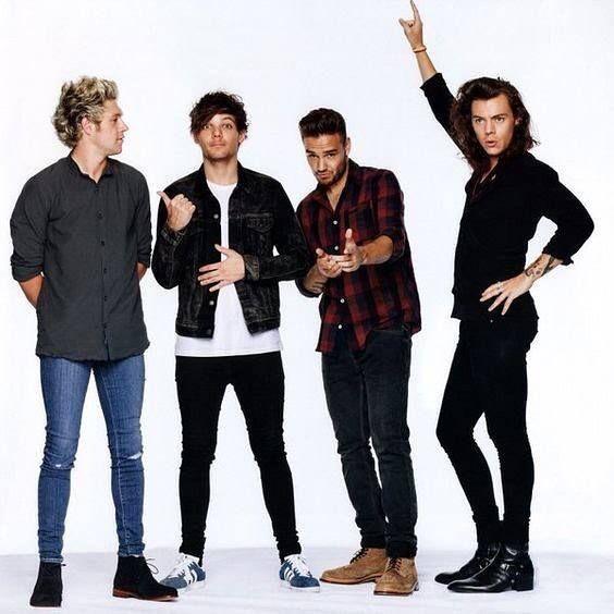 #LiamPayne #HarryStyles #NiallHoran #LouisTomlinson #OneDirection #1D #DirectionerNote #Directioners http://ift.tt/2eGFS62