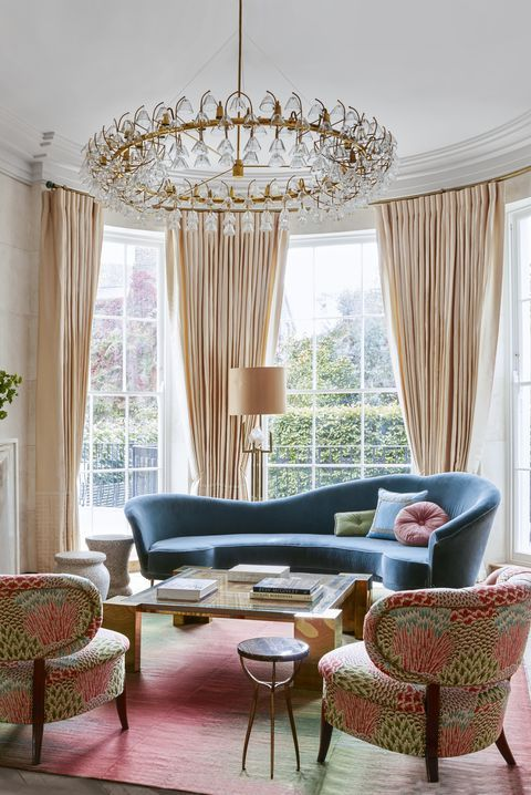 London Townhouse Curtains Living Room Living Room Designs Living Room Windows #windows #design #for #living #room