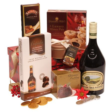 Irish Rose Hamper #christmashamper #xmasgift #ireland