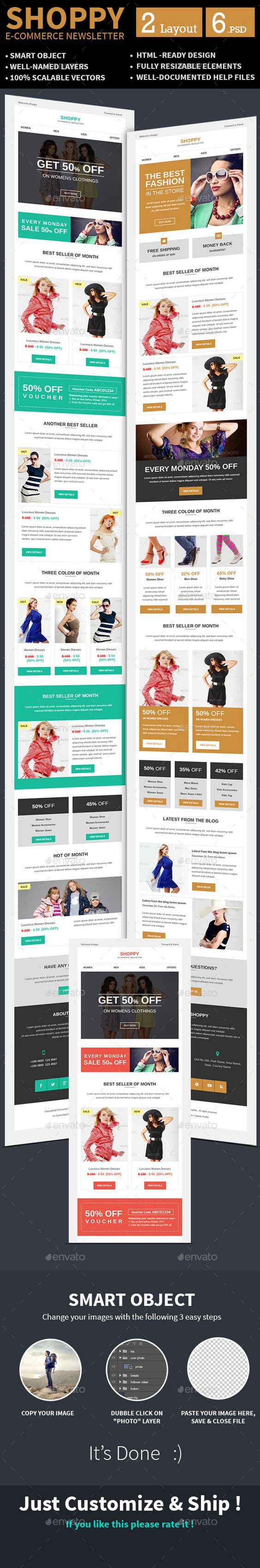 e commerce special offer newsletter template psd here e commerce special offer newsletter template psd here