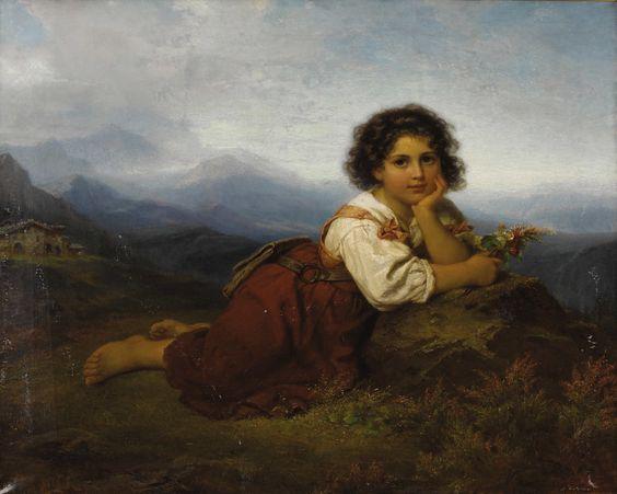 Friedrich Durck (German,1809-1884).