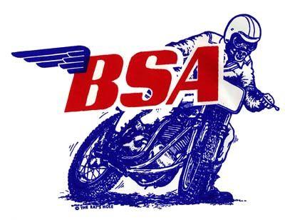 bsa motorcycle | british bikes | pinterest | logos, motorcycles