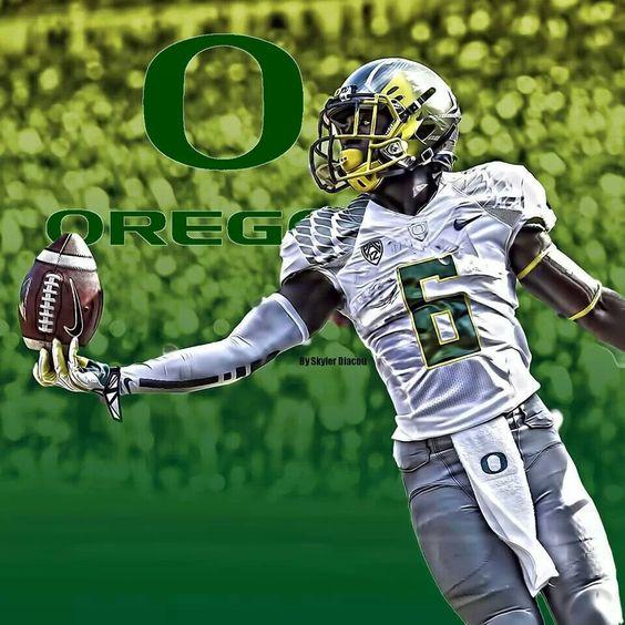 De'Anthony Thomas | Oregon Ducks Football | Pinterest