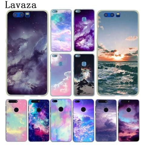 Lavaza clouds rt cute kawaii sky space Hard Case for Huawei Y6 ...