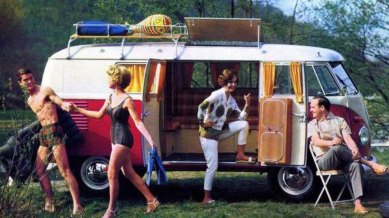 60 Jahre VW Campingbusse: Wie der Transporter zum Kult-Camper wurde. / 60 years VW camper vans: How the van became a cult-Camper
