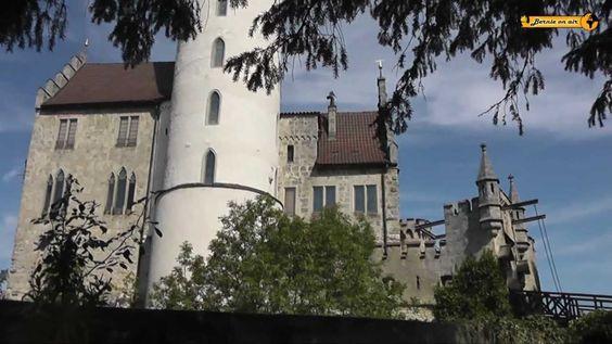 Schloss Lichtenstein Märchenschloss auf der Schwäbischen Alb