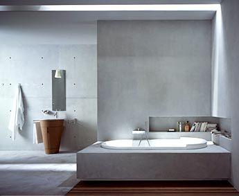 Beton in de natte ruimte #concrete