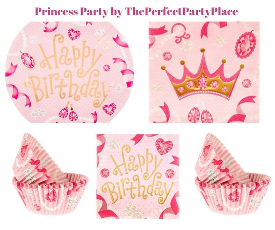 Princess Party by ThePerfectPartyPlace